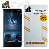 Gorilla Tech Screen Protector Nokia 7.2 (2 Pack) Case