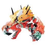 "ROBOT BUILD RB-05C FLAME ANTS ""炎蟻"" 初回限定版 アクションフィギュア"