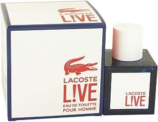 Lacoste Live for Men, 3.3 oz EDT Spray