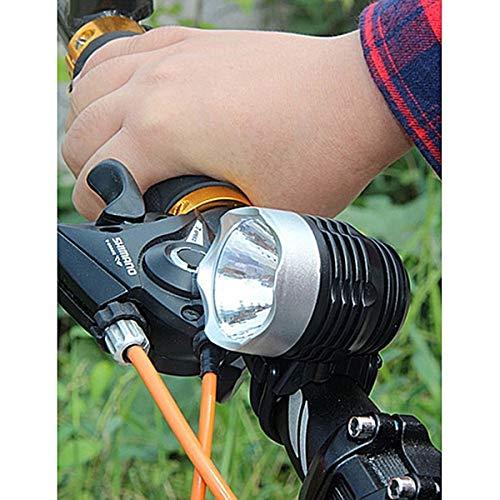 Cartshopper New 3 Flash Modes Light for Mountain Bike, Bicycle Night Riding...