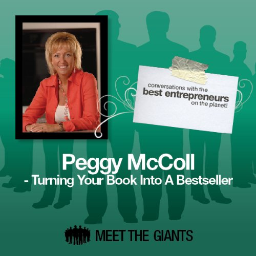 Peggy McColl - Turning Your Book into a Bestseller audiobook cover art