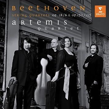Beethoven String Quartets Op.130 Si Bémol Majeur & Op.133 (Grande Fugue)