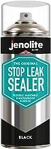 JENOLITE Stop Leak Sealer Spray - Waterproof Sealant - Vult, dicht en stopt lekken - Zwart - 400 ml