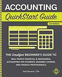 Financial Accounting Books - Accounting Quickstart Guide