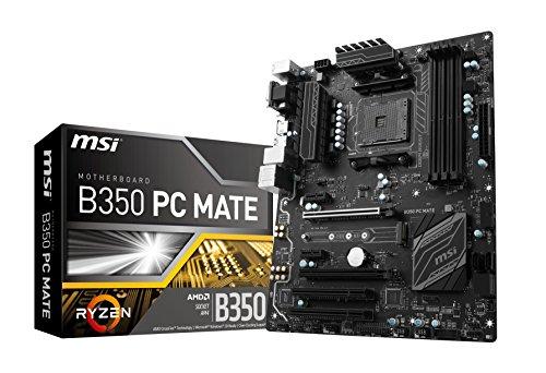 MSI B350 PC Mate ATX AM4, 7A36-003R