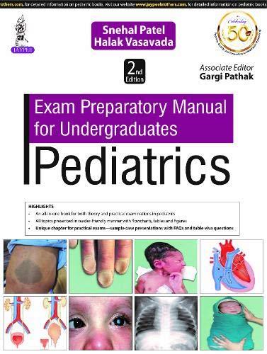 Exam Preparatory Manual For Undergraduates Pediatrics