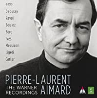Complete Warner 20th Century Recordings by Pierre-Laurent Aimard (2012-09-25)