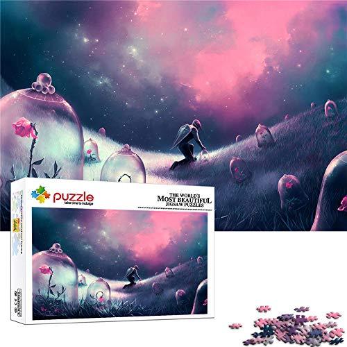 Puzzles  Imposible Rosas