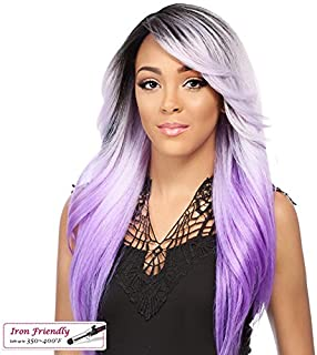 MUJICA (TT COOL GREY) - Its a Wig! Swiss Lace Front Synthetic Wig