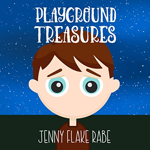 Playground Treasures audiobook cover art
