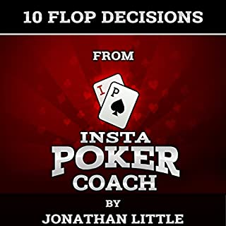 10 Flop Decisions from Insta Poker Coach cover art