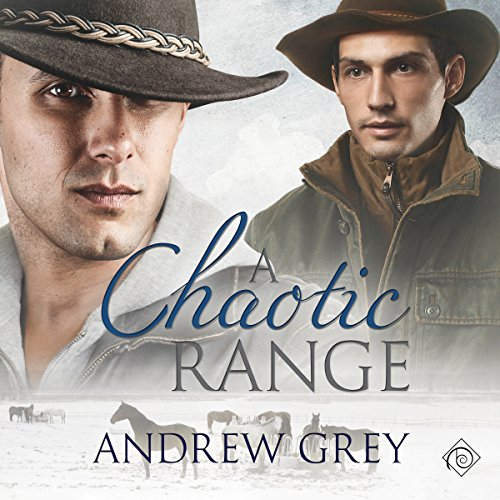 A Chaotic Range audiobook cover art
