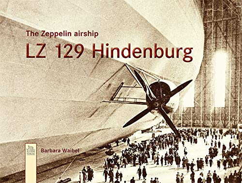 The Zeppelin airship LZ 129 Hindenburg