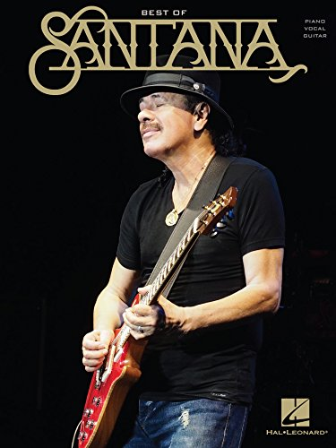 Best of Santana Songbook (PIANO, VOIX, GU) (English Edition)