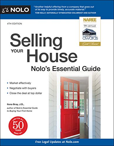 Real Estate Investing Books! - Selling Your House: Nolo's Essential Guide