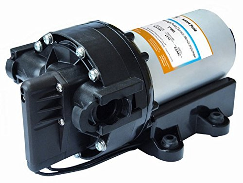 Shurflo Druckwasserpumpe Smart-Serie max. 14 l/min