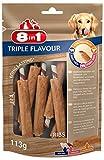 8in1 Triple Flavour Ribs Kausnack 6 Stück umwickelt mit Hähnchenfilet