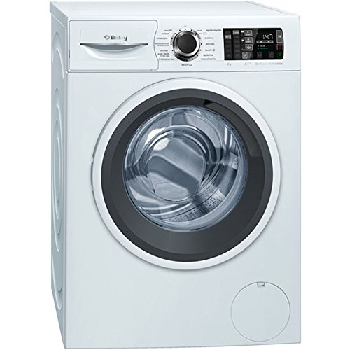 Balay 3TS986BA Independiente Carga frontal 8kg 1200RPM A+++ Blanco -...