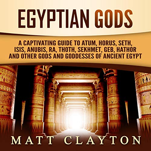 Egyptian Gods cover art