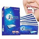 [page_title]-White Stripes, Bright White Teeth Whitening Strips, Zahnaufhellung Zahn Bleaching Strips für Weiße Zähne, Gegen Gelbe Zähne, Rauchflecken, Schwarze Zähne, für 7 Tage