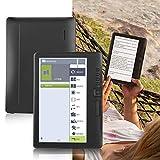 E-Book BK7019 Lector de Pantalla Colorido a Prueba de Agua de 7 Pulgadas Cuerpo Integrado Libro Digital Ultra Claro Compatible con Tarjeta TF(8G)