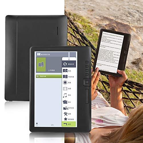 Redxiao 【𝐎𝐟𝐞𝐫𝐭𝐞 𝐝𝐢 𝐁𝐥𝐚𝐜𝐤 𝐅𝐫𝐢𝐝𝐚𝒚】 Libro elettronico Lettore e-Book Impermeabile, Batteria 2100 mAh per Win 7/10 per Vista per XP(4G RAM)