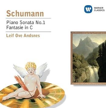 Schumann: Piano Sonata No.1 & Fantasie In C