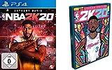 NBA 2K20 Standard Edition inkl. Steelbook (exkl. bei Amazon.de) - [PlayStation 4]