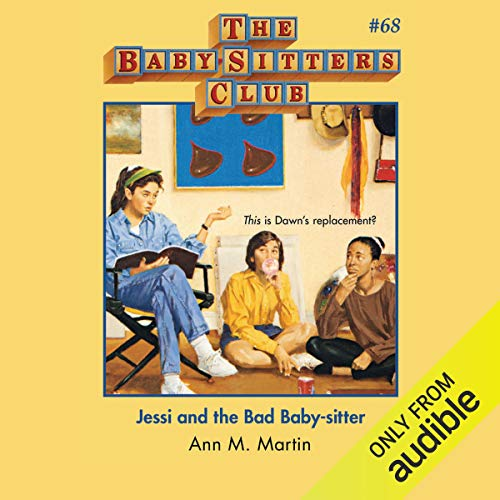 Jessi and the Bad Baby-Sitter cover art