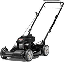 Yard Machines 140cc 21-Inch 2-in-1  Self-Propelled FWD Gas  Powered Lawn Mower