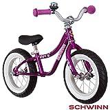 """Schwinn 12"""" (30.5 cm) Skip 4 Balance Bike in Purple"""