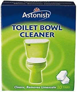 Astonish Toilet Bowl Cleaner (Tablets) by Astonish