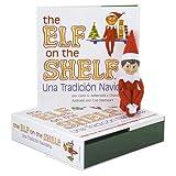 The Elf on the Shelf: Una tradición navideña (Incluye Tono de Piel Claro Chico Elf y un Libro Especial en Español)