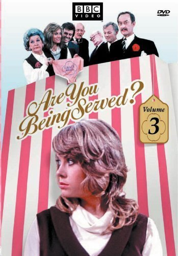 Are You Being Served? Vol. 3 by BBC Home Entertainment by Various