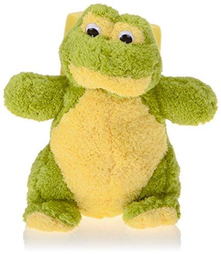 Inware 6264 - Kinder Rucksack Frosch, grün/gelb