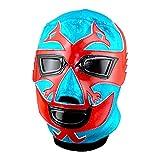 SOLUCHA.com【プロレス マスク/ドス・カラス】ハイグレード版・ルチャリブレ応援用マスク 覆面
