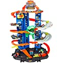 Hot Wheels City Robo T-Rex Multi-Level Ultimate Garage