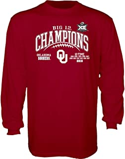 Elite Fan Shop 2018 NCAA Conference Champs Laces - Team Longsleeve Tshirt