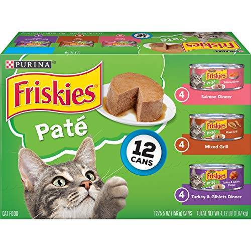 Purina Friskies Pate Wet Cat Food Variety Pack | Chewy