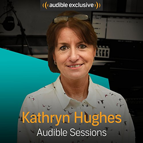 Kathryn Hughes audiobook cover art