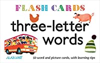 Flash Cards: Three-Letter Words