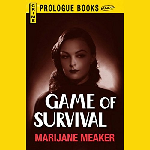 Game of Survival audiobook cover art