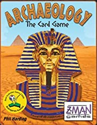 "Board Game Review, Rules and How to Enjoy the  Dilemma ""Archaeology The CardGame"