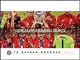FC Bayern München 2022 Wand-Kalender - Fußball-Kalender - Fan-Kalender - 60x50 - Sport