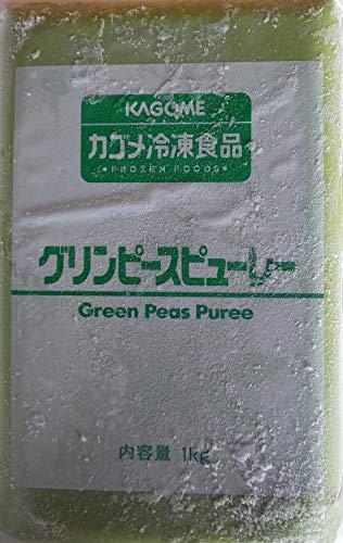 冷凍 グリンピース ピューレ 1kg×10P 冷凍 業務用