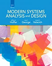 Best modern systems analysis and design 7th Reviews
