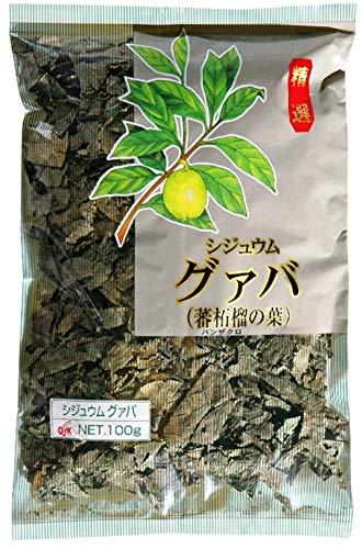 小谷穀粉 OSK グァバ茶 シジュウム 100g [9431]