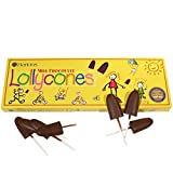 Bartons Kosher for Passover Chocolate Gifts - Oh! Nuts (Milk Chocolate Lollycones)