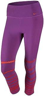 Nike Women's Legend Ti Capri Burnout 3/4 Length Tights