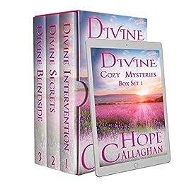 Divine Cozy Mystery Series: 3 Christian Mystery Novels (Divine Cozy Mysteries Box Set Book 1) by [Hope Callaghan]